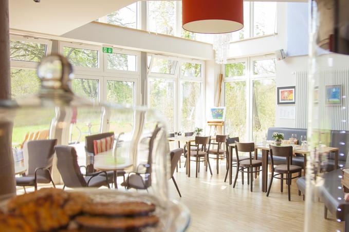Robben Cafe Innen