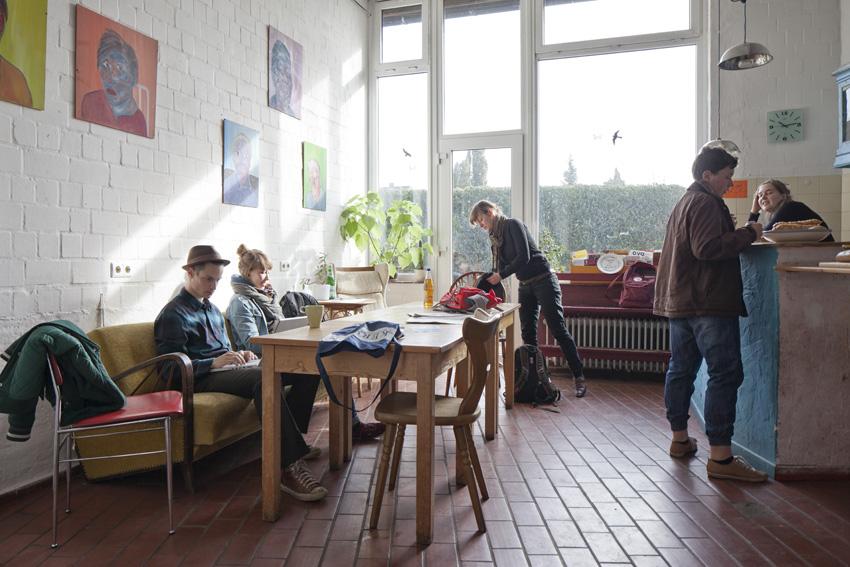 Caféte der HKS Ottersberg Cindy Jacobs