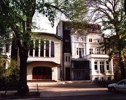 Die Christengemeinschaft in Hamburg, Johannes-Kirche