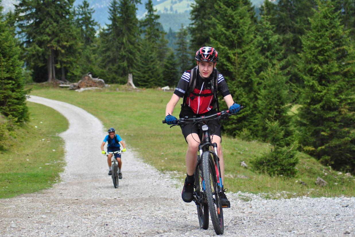 Bike Camp Schwäbische Alb