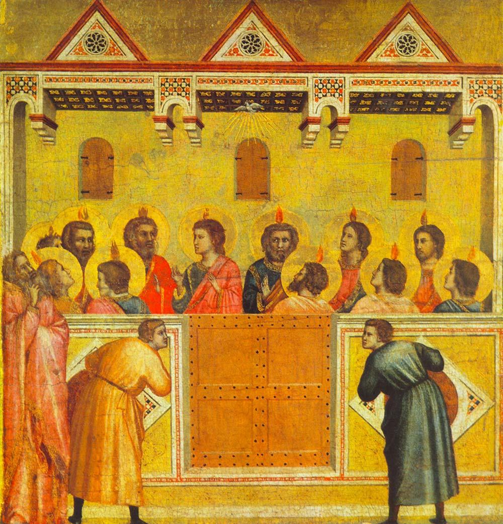 Pfingst-Menschenweihehandlung
