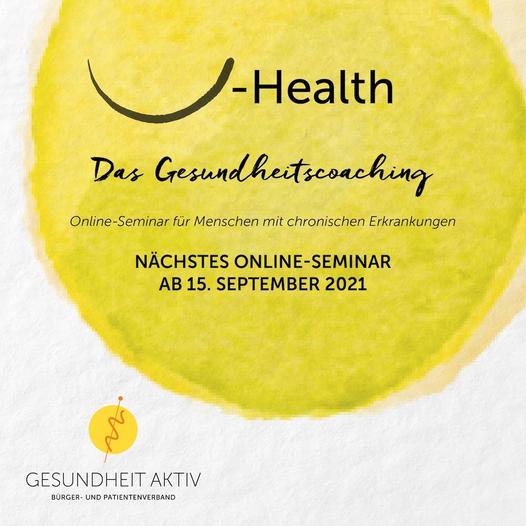 U-Health Coaching für gesunde Veränderung | Online-Seminar